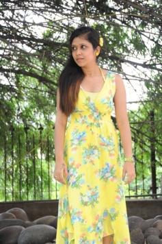 Actress Bhavisyika