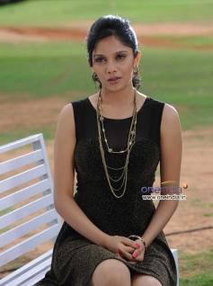 Actress Milana Nagaraj in Kannada Film Brindavana