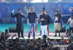 Aditya Roy Kapur at Sachin Ahir's Dahi Handi Celebration