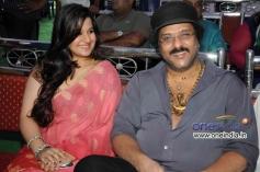 Radhika Gandhi, Ravichandran at Kannada Movie Abhinetri Muhurat