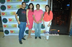 Celebrities attended an event at the Irish house