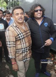 Celebs arrive at Sanjay Nirupam's Dahi Handi Celebration