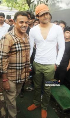 Celebs present at Sanjay Nirupam's Dahi Handi Celebration