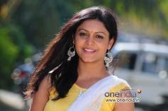 Chayashree in Kannada Movie Suri Gang