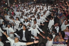 Dance Tribute to Michael Jackson on his 55th birthday by 150 dancers