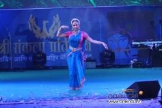Esha Deol performed at Sachin Ahir's Dahi Handi Celebration