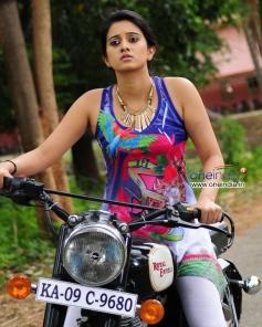 Harshika Poonachcha in Kannada Movie Maryade