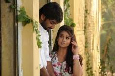 Jai and Nayantara still from Raja Rani