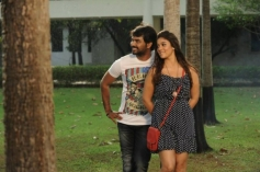 Jai and Nayantara stills from Tamil Movie  Raja Rani