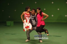 Jasmine, Komal and Meera Nandan in Kannada Movie Karodpathi