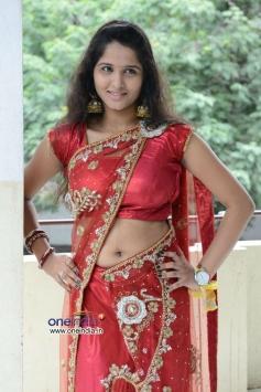Jayanthi at Okkasari Premiste Audio Release Function
