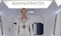 Jodie Foster stars as Secretary Rhodes