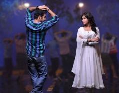 JR. NTR and Samantha in Telugu Movie Ramayya Vastavayya