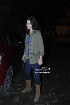 Kalki Koechlin at Special Screening of The Lunchbox