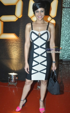 Mandira Bedi at Anil Kapoor's 24 Series Launch