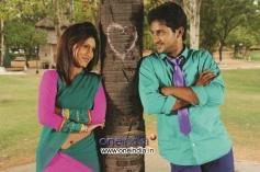Manoj Nandam, Neetu Agarwal in Telugu Movie Prema Prayanam