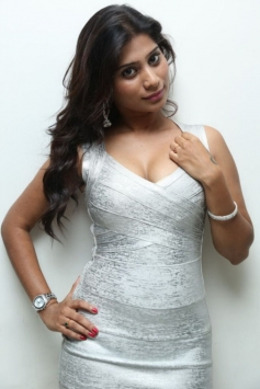 Midhuna at Love Junction Audio Function