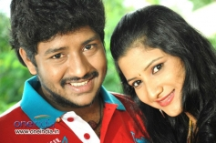 Mohan and Navya in Kannada Film Jasmine 5