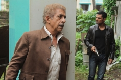 Naseeruddin Shah and Randeep Hooda still from John Day