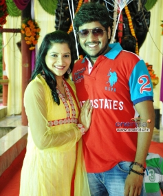 Navya and Mohan in Kannada Film Jasmine 5