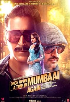 Once Upon Ay Time In Mumbai Dobaara poster