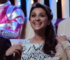 Parneeti Chopra at Shudh Desi Romance Movie Promotion at DID Super Mom