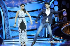 Parneeti Chopra & Sushanth at Shudh Desi Romance Movie Promotion at DID Super Mom
