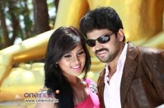 Pragna and Vasanth in Kannada Movie Hara