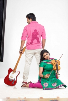 Preethi Das and Saran Sharma Photos