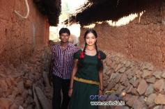 Rachana Gowda and Edwin in Kannada Movie Jeetu