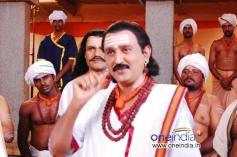 Ramesh Aravind in Kannada Movie Mahasharana Haralayya