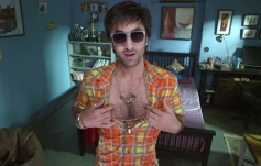 Ranbir Kapoor still from Besharam