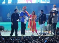 Rohit Shetty at Sachin Ahir's Dahi Handi Celebration