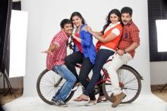 Sanjeev, Nandhana, Preethi Das and Saran Sharma