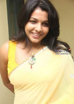 Saranya Nag in Saree