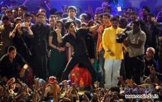 Shahrukh Khan performs at Sachin Ahir's Dahi Handi Celebration