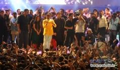 Shahrukh Khan present at Sachin Ahir's Dahi Handi Celebration