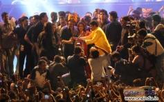 Shahrukh Khan welcomed at Sachin Ahir's Dahi Handi Celebration