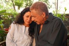 Shernaz Patel and Naseeruddin Shah still from John Day