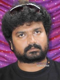 Shrujan Lokesh at Samosa Kannada Movie Press Meet