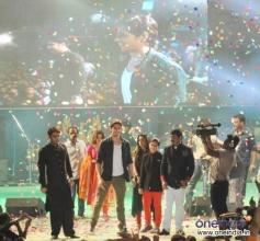 Sidharth Malhotra at Sachin Ahir's Dahi Handi Celebration