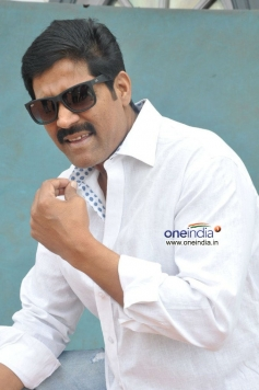 Sri Hari in White Shirt