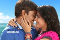 Srinivas and Simmi Das in Telugu Movie Churaka