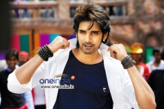 Sushanth Still from Telugu Movie Adda