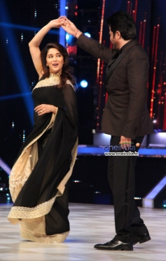 24 India tv show promotion at JDJ 6 on the sets