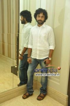 Actor Chandiran at Kayal Movie Press Meet