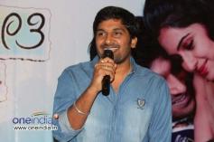 Actor at Film Preethi Geethi Ithyadi Press Meet