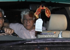 Actor Om Puri arrested, released on bail in assault case