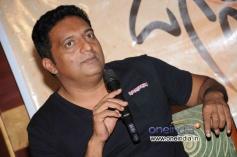 Actor Prakash Raj at Kannada Film Oggarane Press Meet