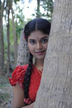 Actress Anu Krishna